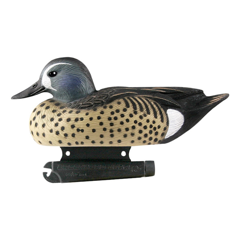 GHG Life Size Blue Winged Teal Duck Decoys 6 Pack