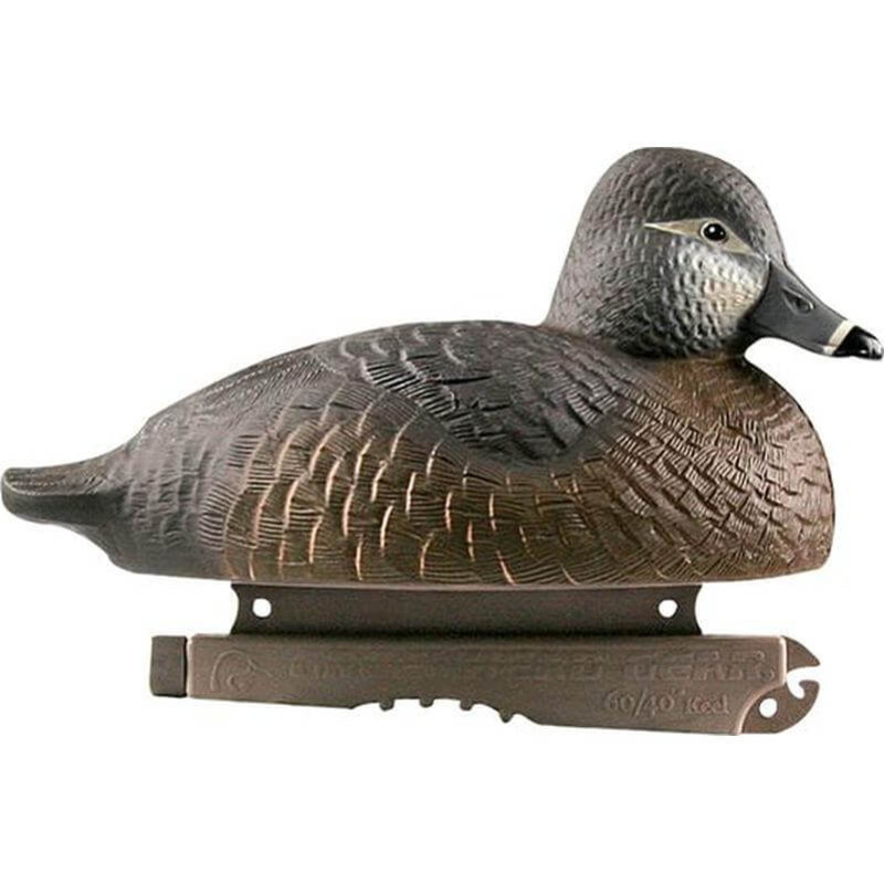 GHG Life Size Ring-Necked Duck Decoys 6 Pack