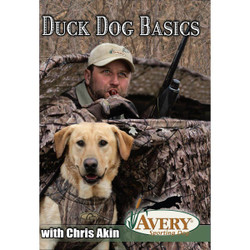 Avery Chris Akins Duck Dog Basics Hunting Dog Training Video