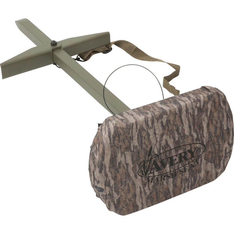 Avery Marsh Seat in Mossy Oak Bottomland Color