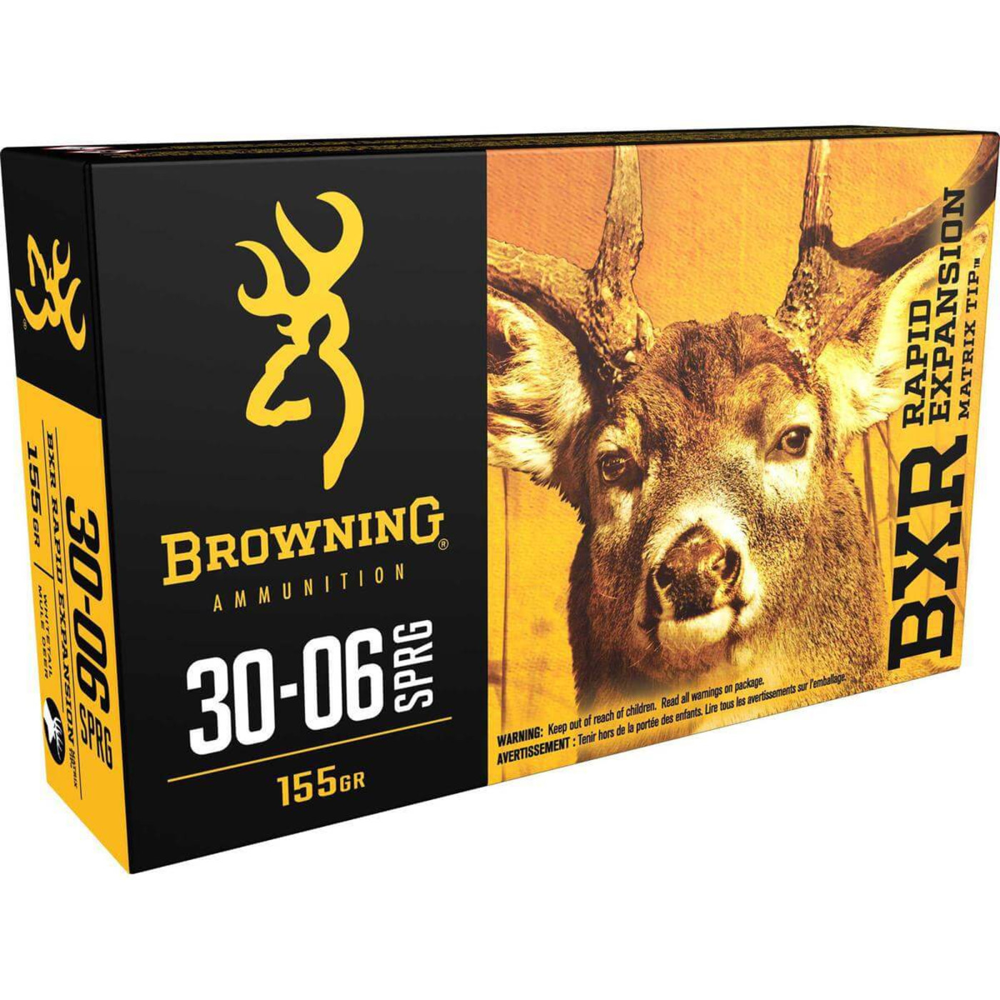Browning B192130061 30-06 150 Grain BXR