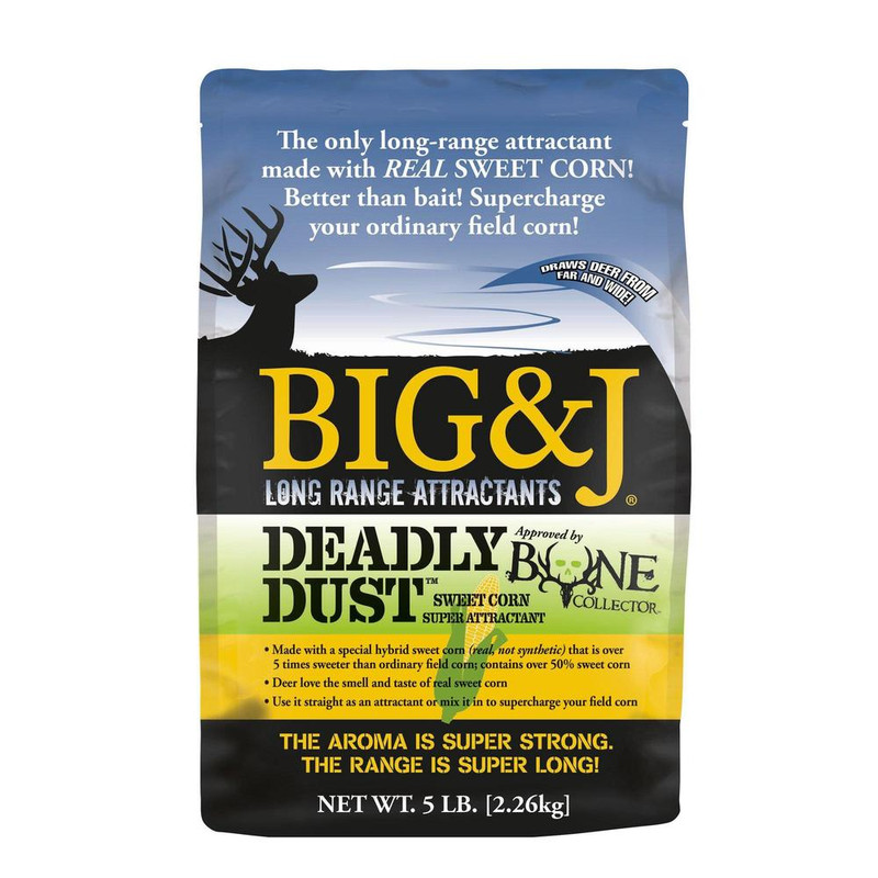 BB2 Deadly Dust 15lb Deer Attractant