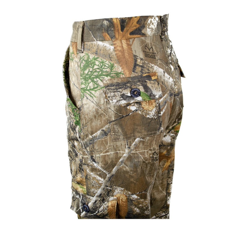 Bell Ranger Youth 6-Pocket Pants in Realtree Edge Color