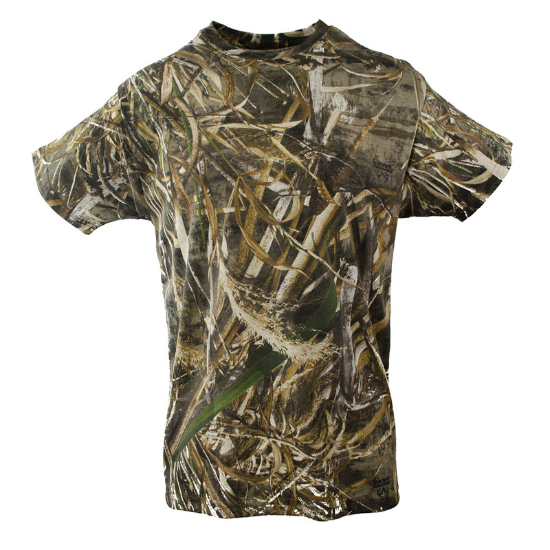 Bell Ranger Youth Short Sleeve T-Shirt in Realtree Max5