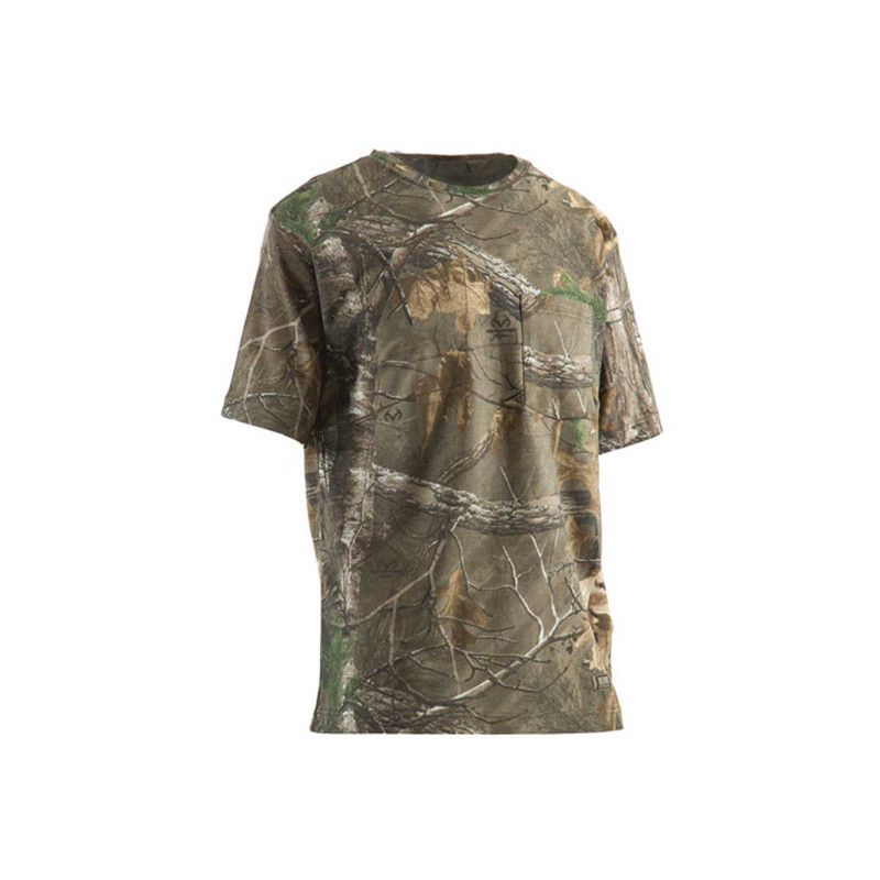 Bell Ranger Youth Short Sleeve T-Shirt in Realtree Xtra Color