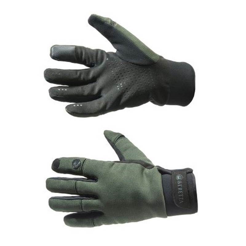 Beretta Watershield Gloves in Green Color