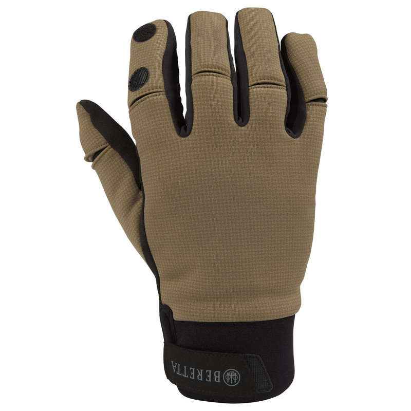 Beretta Watershield Gloves in Otter Color