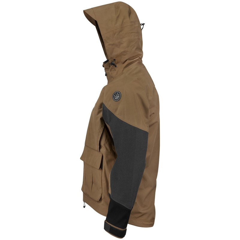 Beretta B-Xtreme GTX Jacket in Otter Color