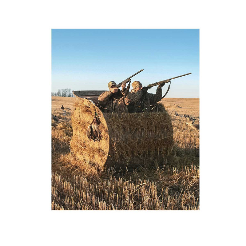 Beavertail DDT Outfitter Bale Blind - Realtree Max 4