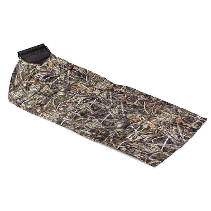 Layout Field Blinds For Waterfowl Hunting