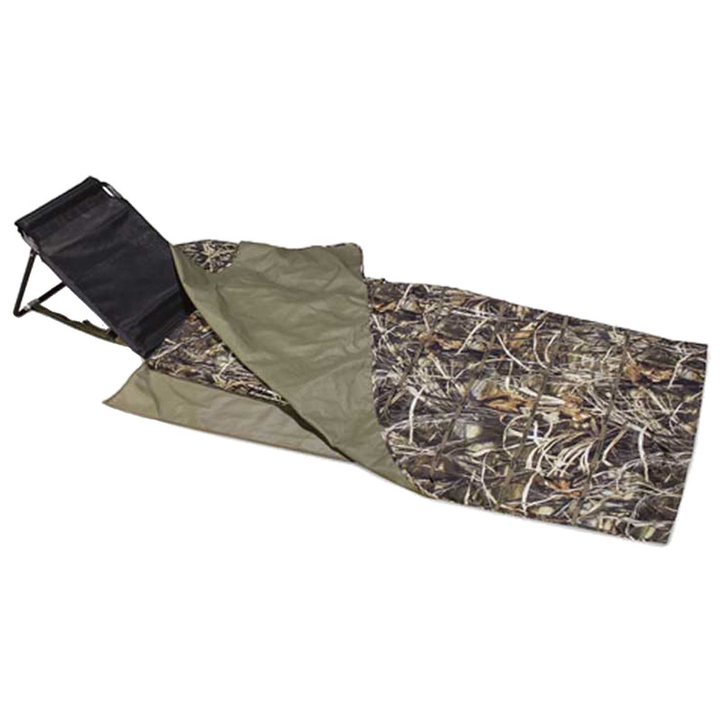 Beavertail Sniper Field Blind in Realtree Max4 Color