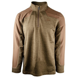 Banded Weekender Performance Quarter Zip Pullover