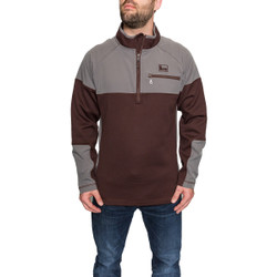 Banded Southern Pines Quarter Zip Pullover