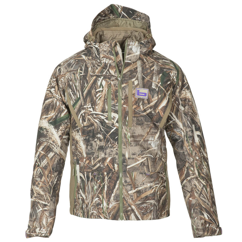 Banded Womens White River Wader Jacket in Realtree Max 5 Color