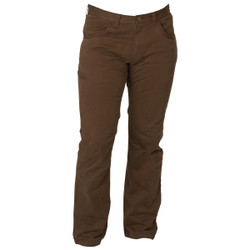 Banded Twill Garment Dyed Pant