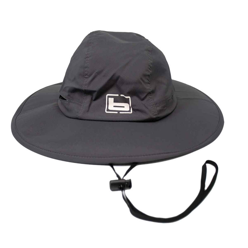 Banded Vented Bucket Cap in Graphite Color