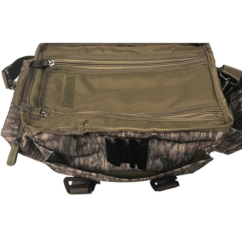 Banded Air Elite Blind Bag in Mossy Oak Bottomland Color