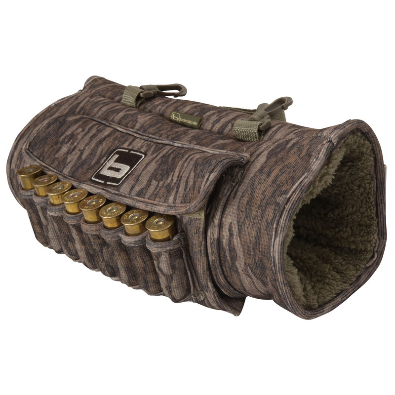Banded Neoprene Handwarmer with Primaloft in Mossy Oak Bottomland Color