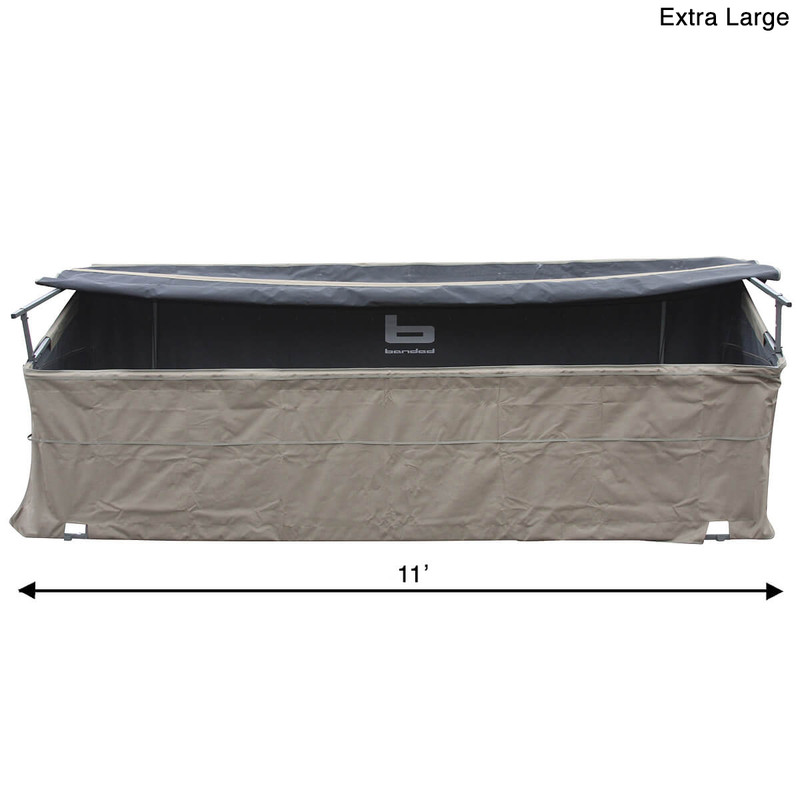 Banded Axe Combo Boat Shore Blind in EXTRA LARGE ALL SIZES