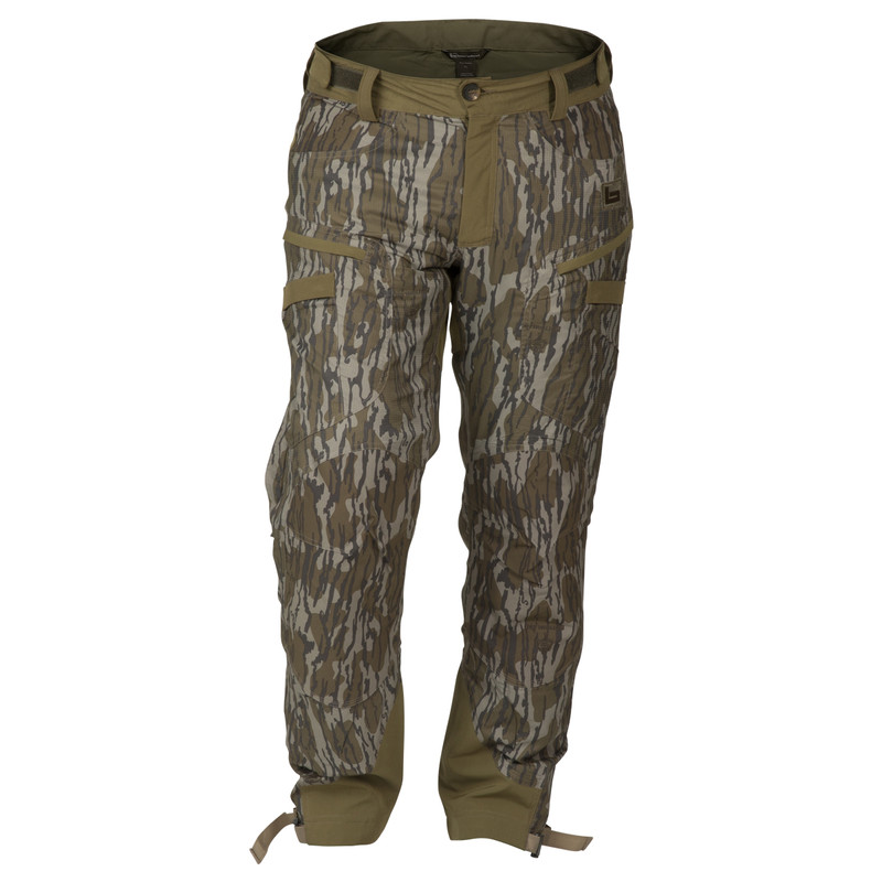 Banded Midweight Technical Hunting Pants in Original Mossy Oak Bottomland