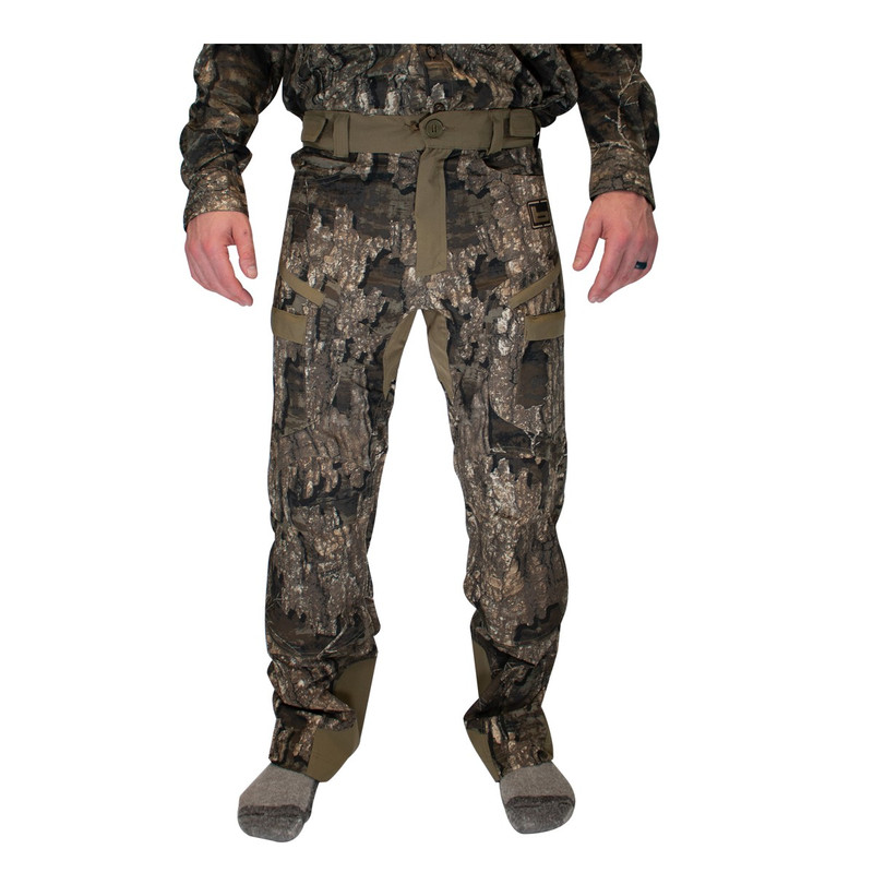 Banded Midweight Technical Hunting Pants in Realtree Timber Color