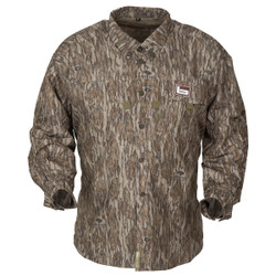 Banded Lightweight Long Sleeve Hunting Shirt
