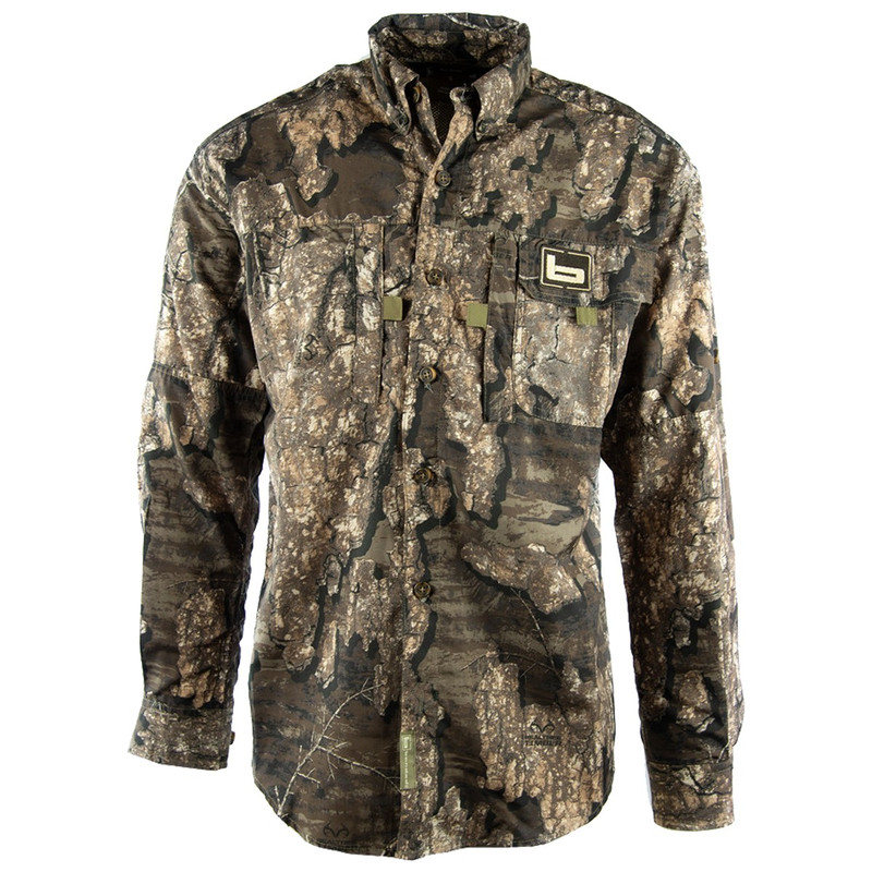 872155c7 Banded Lightweight Long Sleeve Hunting Shirt