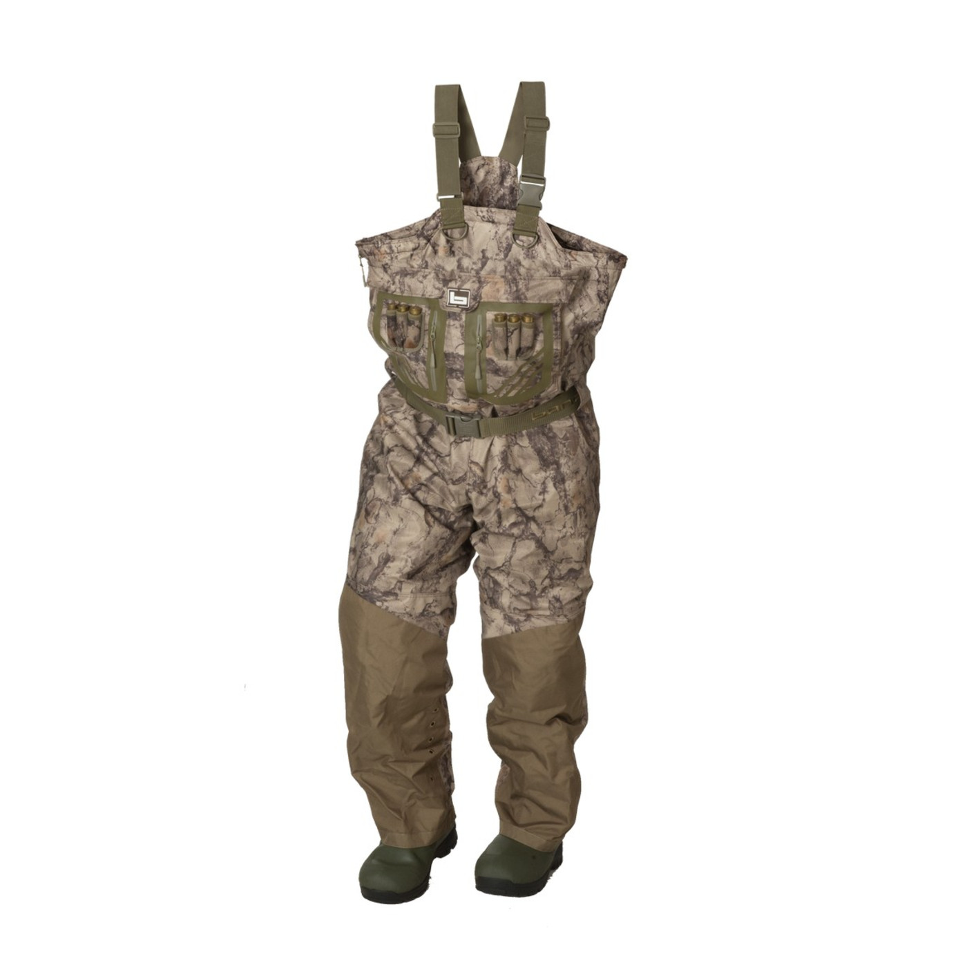 Banded Gear Red Zone Elite Breathable Insulated Chest Wader