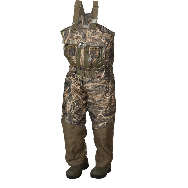 Banded RedZone Elite 2.0 Breathable Wader - Uninsulated in Mossy Oak Blades Habitat Color