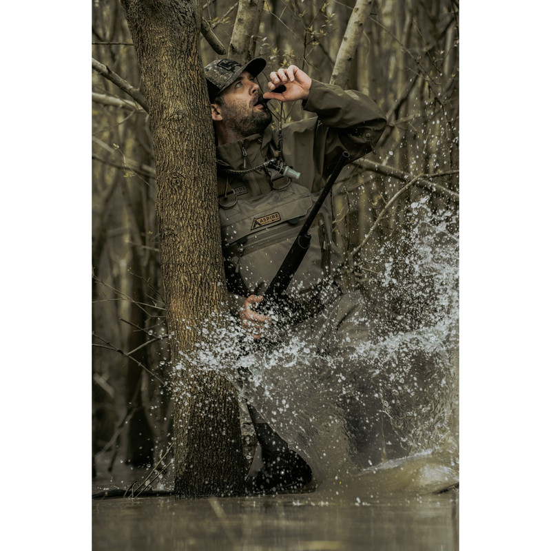 Banded Aspire Catalyst Breathable Wader in Croc Color