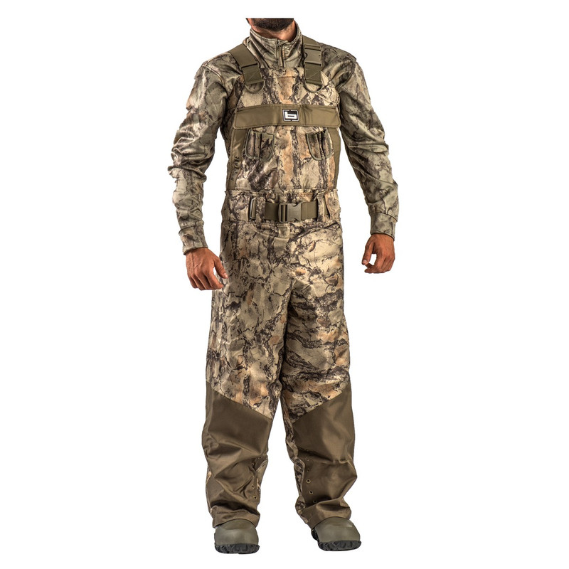 Banded RedZone 2.0 Breathable Chest Wader - Insulated in Natural Gear Color