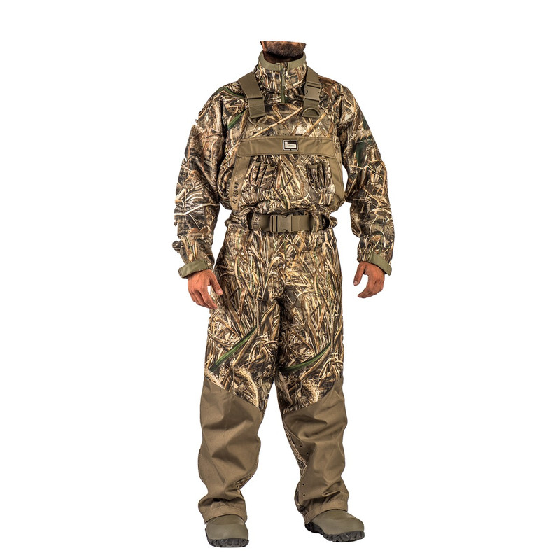 Banded RedZone 2.0 Breathable Chest Wader - Insulated in Realtree Max 5 Color