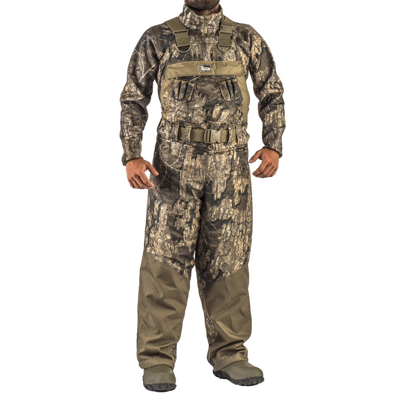 Banded RedZone 2.0 Breathable Chest Wader - Insulated in Realtree Timber Color
