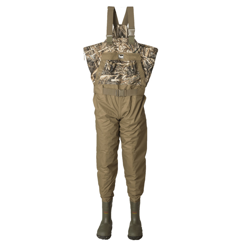 Banded RedZone RZ-X Breathable 1.5 Insulated Chest Wader in Realtree Max 5 Color