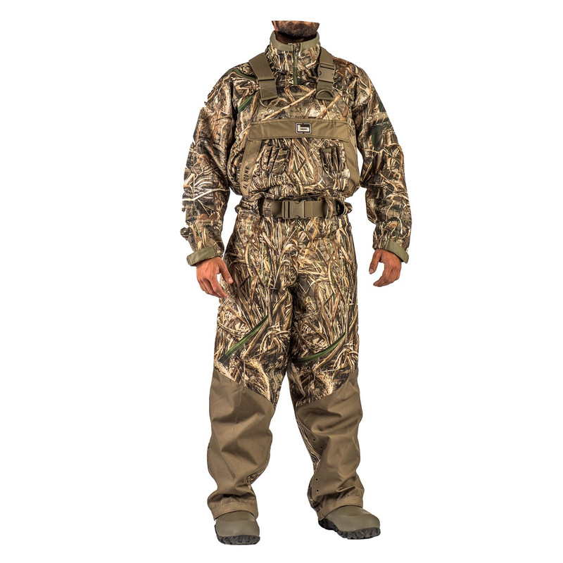 Banded RedZone 2.0 Breathable Uninsulated Chest Waders in Realtree Max 5 Color