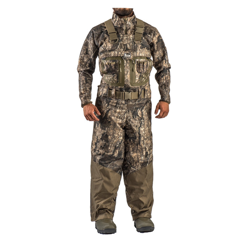 Banded RedZone 2.0 Breathable Uninsulated Chest Waders in Realtree Timber Color