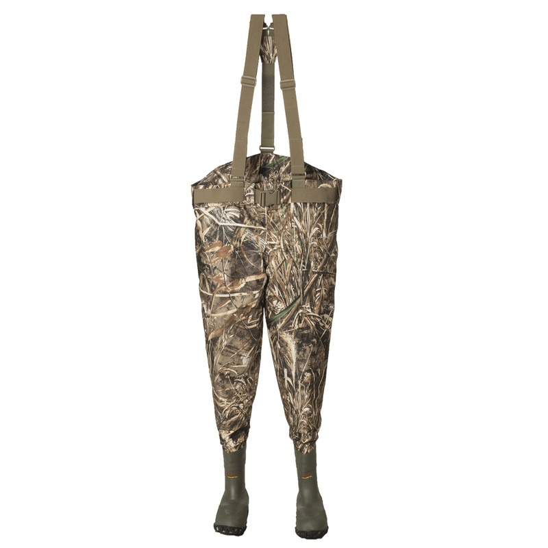 Banded Redzone 1.5 Breathable Insulated Waist High Wader in Realtree Max 5 Color