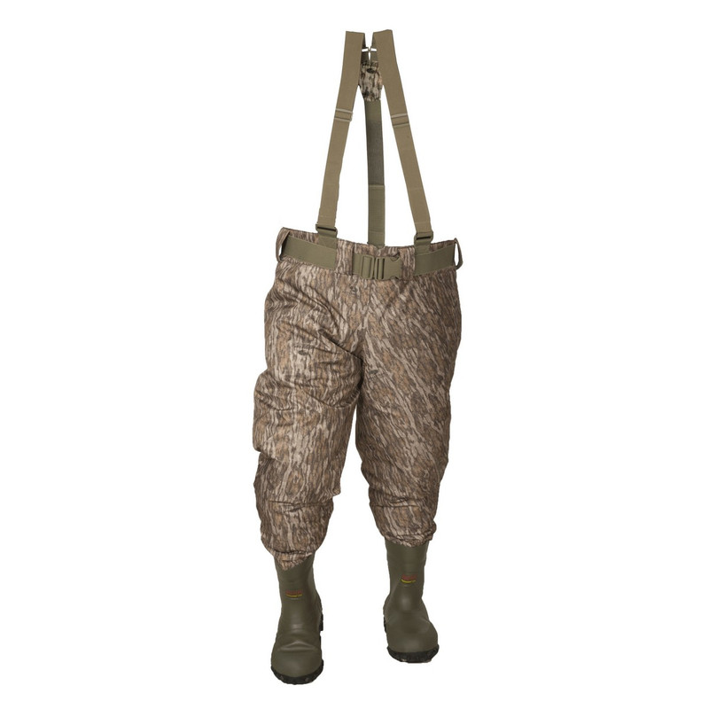 Banded Redzone 1.5 Breathable Uninsulated Waist High Wader in Mossy Oak Bottomland Color
