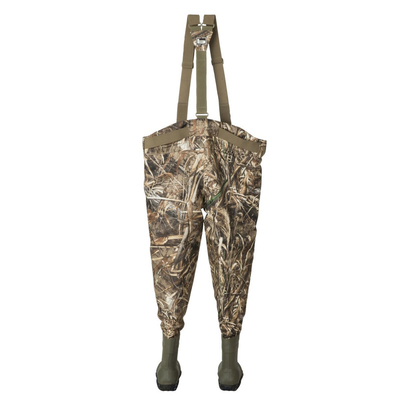 Banded Redzone 1.5 Breathable Uninsulated Waist High Wader in Realtree Max 5 Color
