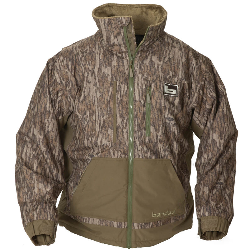 Banded Chesapeake Full Zip in Mossy Oak Bottomland Color