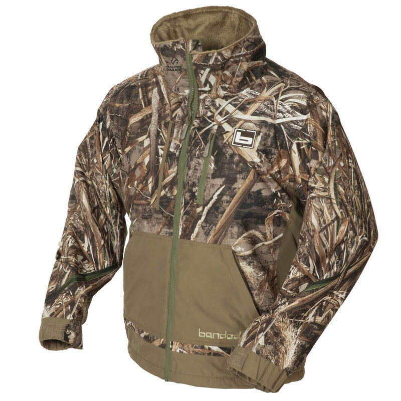 Banded Chesapeake Full Zip in Realtree Max 5 Color