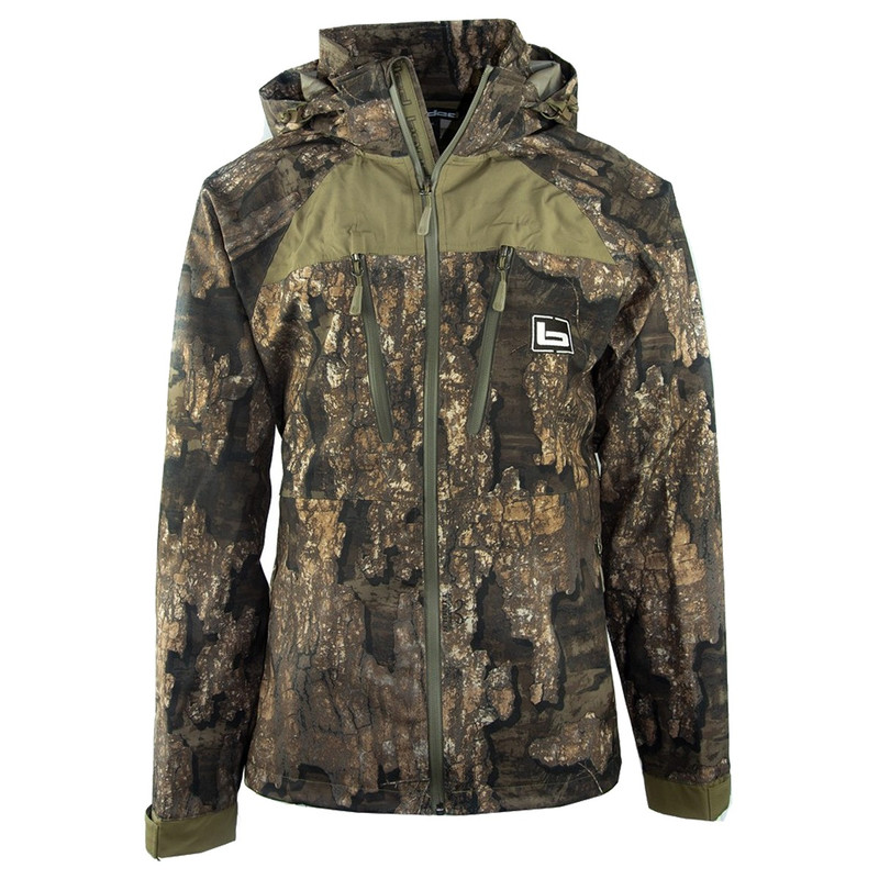 Banded Feather Stretch Shell Jacket in Realtree Timber Color
