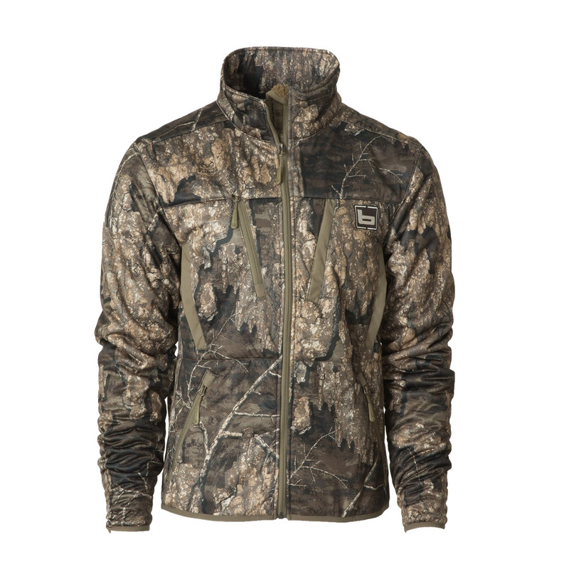 Banded Swift Soft Shell Jacket in Realtree Timber Color
