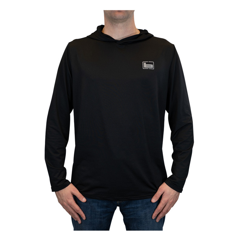 Banded FG-1 Early Season Pullover in Black Color
