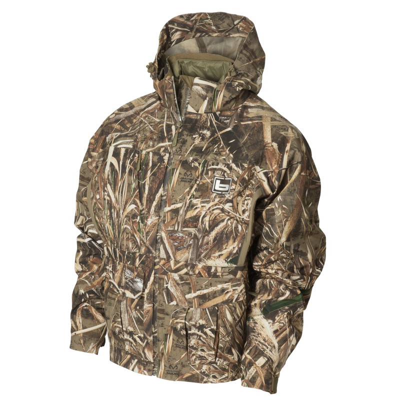 Banded Calefaction Wader Jacket in Realtree Max 5 Color