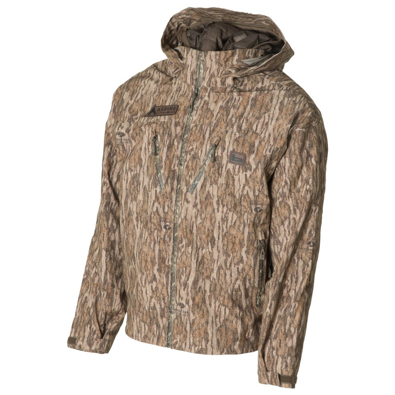 Banded Aspire Catalyst Triclimate 3-IN-1 Jacket in Mossy Oak Bottomland Color