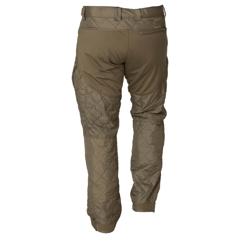 Banded Redzone Base Pant 60 gram Primaloft in Spanish Moss Color