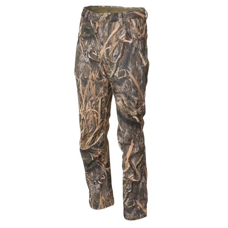 Banded Soft Shell Wader Pants in Mossy Oak Blades Habitat Color