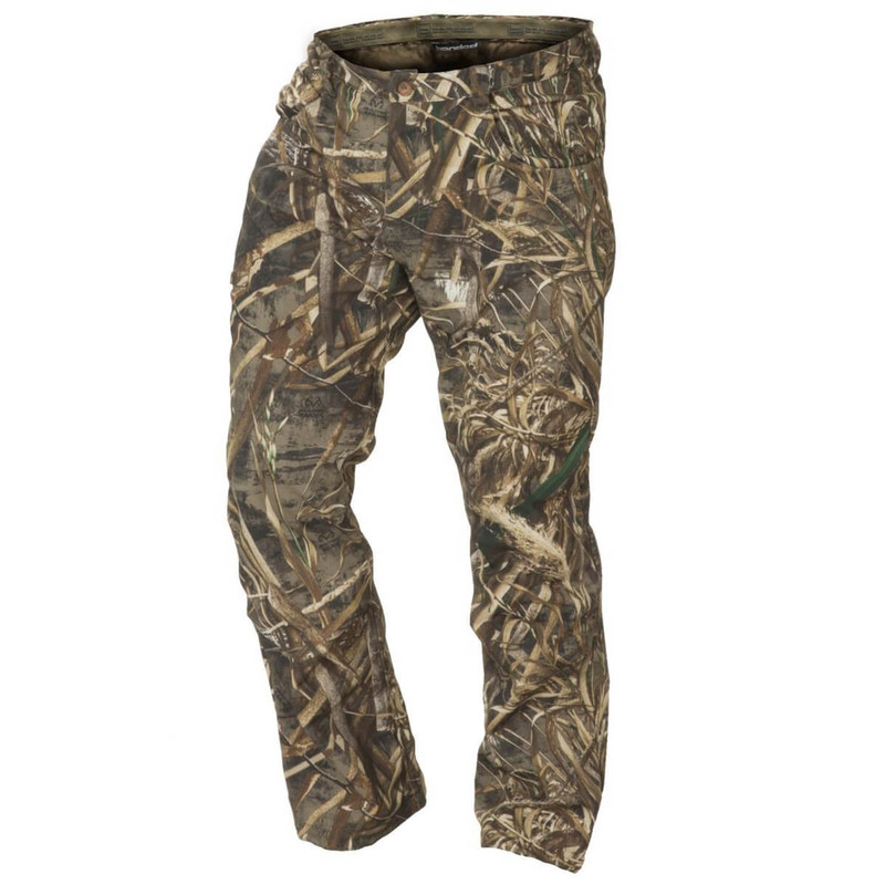 Banded Soft Shell Wader Pants in Realtree Max 5 Color