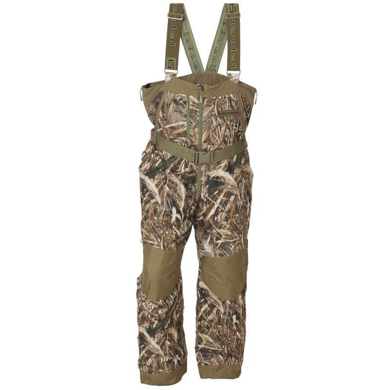 Banded Black Label Insulated Bib in Realtree Max 5 Color